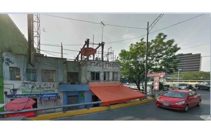 Foto de terreno habitacional en venta en  , juárez, cuauhtémoc, distrito federal, 1274677 No. 01