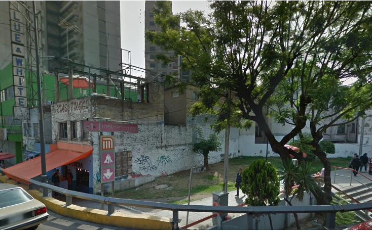 Foto de terreno habitacional en venta en  , juárez, cuauhtémoc, distrito federal, 1274677 No. 02