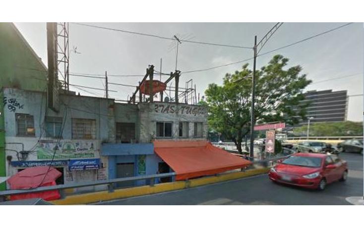 Foto de terreno habitacional en venta en  , juárez, cuauhtémoc, distrito federal, 1274677 No. 03