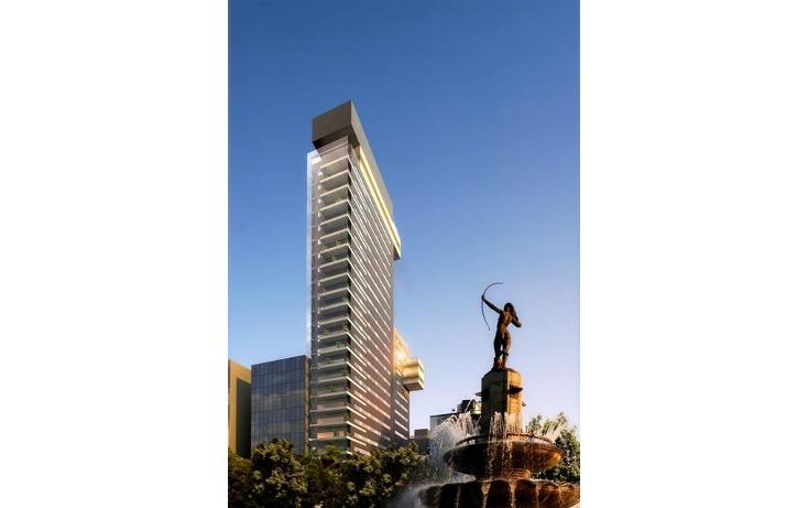 Foto de oficina en renta en  , juárez, cuauhtémoc, distrito federal, 1515624 No. 01