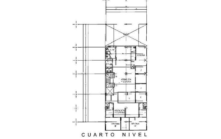 Foto de oficina en renta en  , juárez, cuauhtémoc, distrito federal, 1546474 No. 10