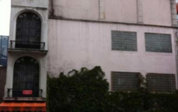 Foto de terreno habitacional en venta en  , juárez, cuauhtémoc, distrito federal, 1600406 No. 02