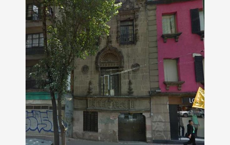 Foto de casa en venta en  , juárez, cuauhtémoc, distrito federal, 1615118 No. 01