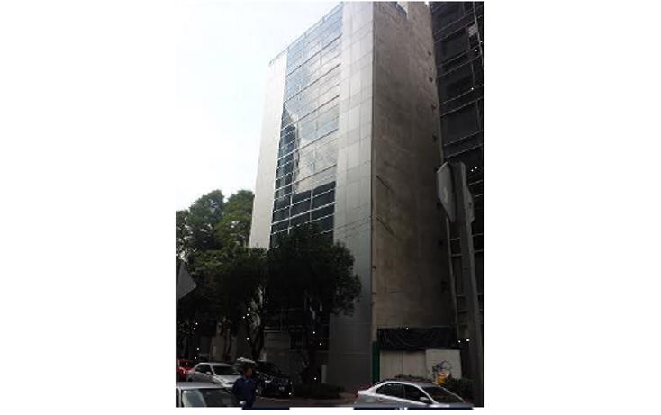 Foto de edificio en venta en  , ju?rez, cuauht?moc, distrito federal, 1632391 No. 01