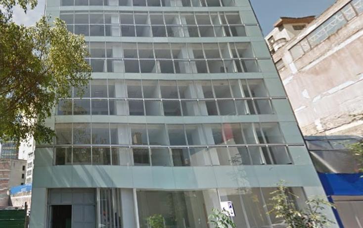 Foto de edificio en renta en  , juárez, cuauhtémoc, distrito federal, 1661080 No. 01