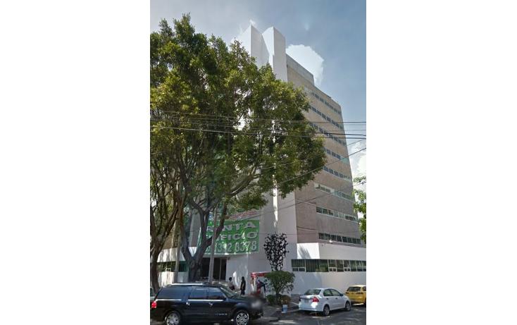 Foto de edificio en renta en  , juárez, cuauhtémoc, distrito federal, 1661190 No. 01