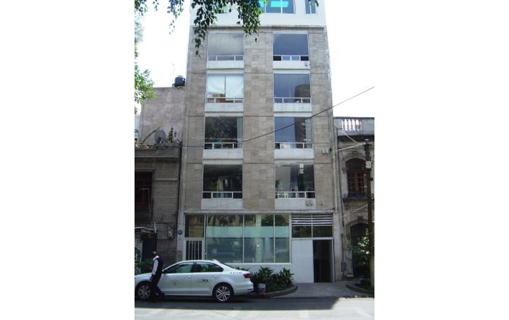 Foto de edificio en venta en  , juárez, cuauhtémoc, distrito federal, 1941256 No. 01