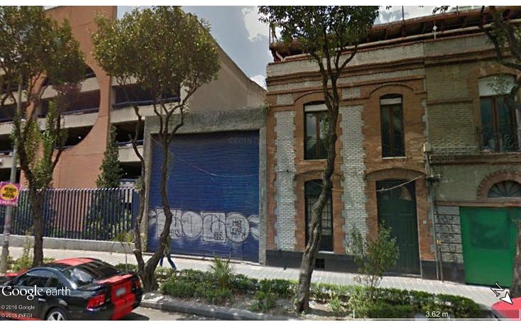 Foto de terreno habitacional en venta en  , ju?rez, cuauht?moc, distrito federal, 1975712 No. 01
