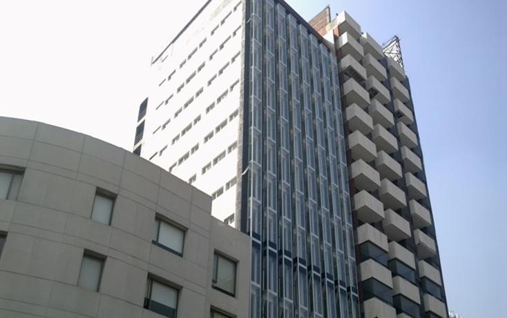 Foto de oficina en renta en  , juárez, cuauhtémoc, distrito federal, 2043640 No. 02