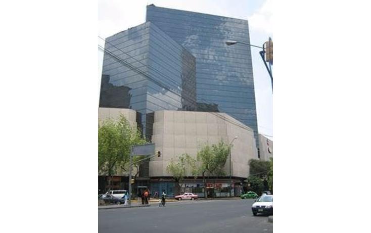 Foto de oficina en renta en  , juárez, cuauhtémoc, distrito federal, 2844723 No. 01
