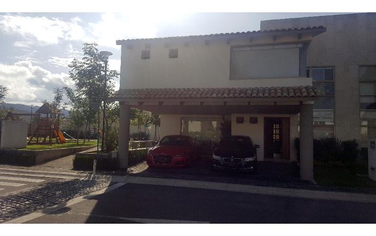Foto de casa en venta en  , juárez (los chirinos), ocoyoacac, méxico, 1303223 No. 01