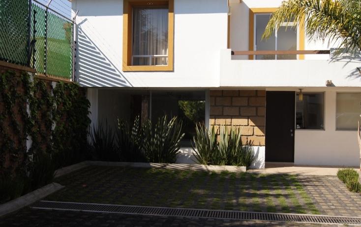 Foto de casa en venta en  , ju?rez (los chirinos), ocoyoacac, m?xico, 1824474 No. 01