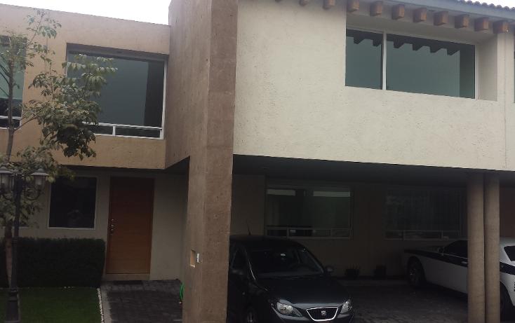 Foto de casa en venta en  , juárez (los chirinos), ocoyoacac, méxico, 2017392 No. 01