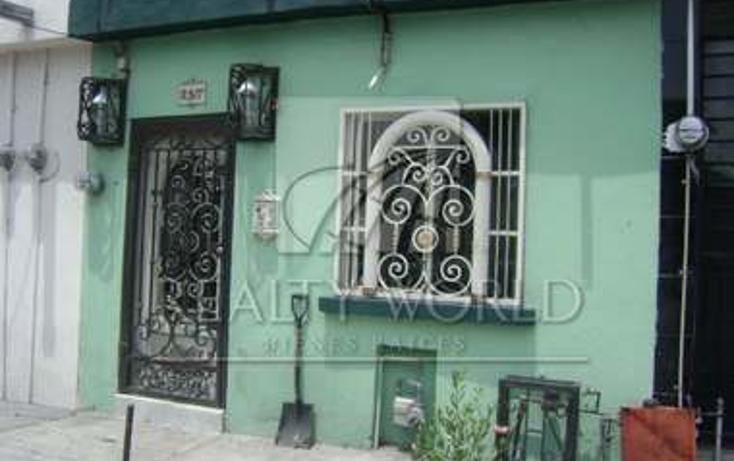Foto de casa en venta en  , juárez, monterrey, nuevo león, 1228993 No. 01