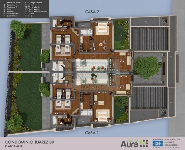 Foto de casa en condominio en venta en  , san jerónimo lídice, la magdalena contreras, distrito federal, 1526639 No. 06