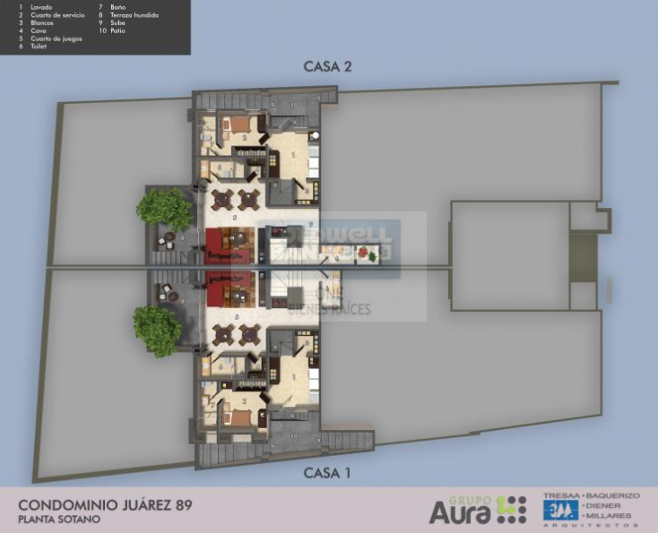 Foto de casa en condominio en venta en  , san jerónimo lídice, la magdalena contreras, distrito federal, 1526639 No. 08
