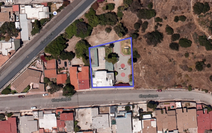 Foto de terreno habitacional en venta en, juárez, tijuana, baja california norte, 1417547 no 01