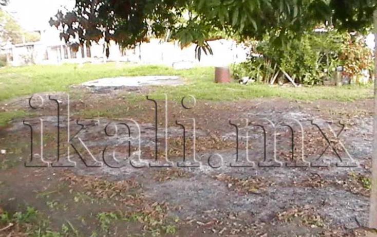Foto de terreno habitacional en venta en juarez y zamora, santiago de la peña, tuxpan, veracruz, 573351 no 06