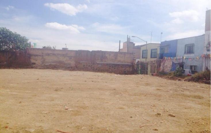 Foto de terreno habitacional en venta en julio zarate 530, libertad, guadalajara, jalisco, 838983 no 01