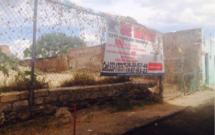 Foto de terreno habitacional en venta en julio zarate 530, libertad, guadalajara, jalisco, 838983 no 09