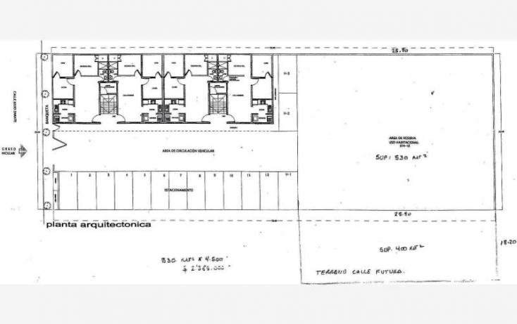 Foto de terreno habitacional en venta en julio zarate 530, libertad, guadalajara, jalisco, 838983 no 11