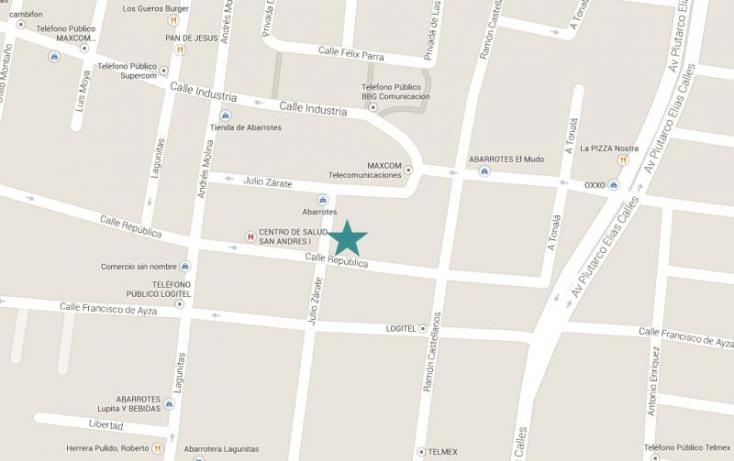 Foto de terreno habitacional en venta en julio zarate 530, libertad, guadalajara, jalisco, 838983 no 12