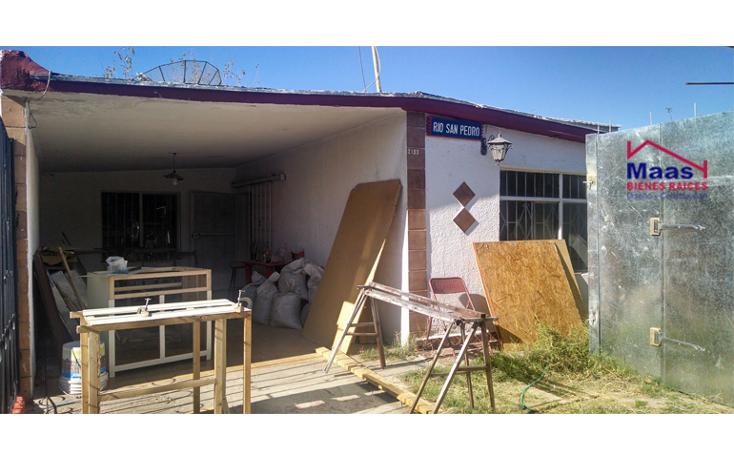 Foto de casa en venta en  , junta de los ríos, temósachic, chihuahua, 1665694 No. 01