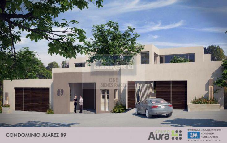 Foto de casa en condominio en venta en jurez, san jerónimo lídice, la magdalena contreras, df, 1526639 no 01