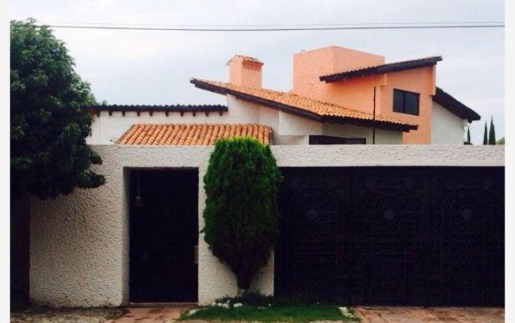 Foto de casa en venta en jurica 1, jurica, querétaro, querétaro, 994503 no 01