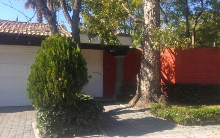 Foto de casa en venta en  , jurica, querétaro, querétaro, 1150059 No. 01