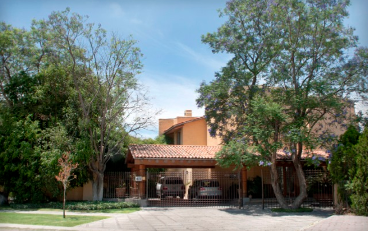 Foto de casa en venta en  , jurica, querétaro, querétaro, 1200539 No. 01