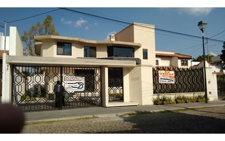 Foto de casa en venta en  , jurica, querétaro, querétaro, 1250691 No. 01