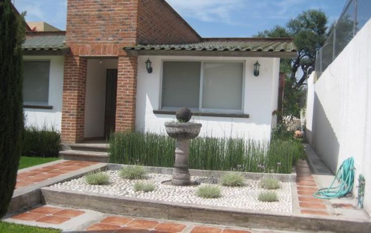 Foto de casa en venta en  , jurica, querétaro, querétaro, 1376923 No. 03