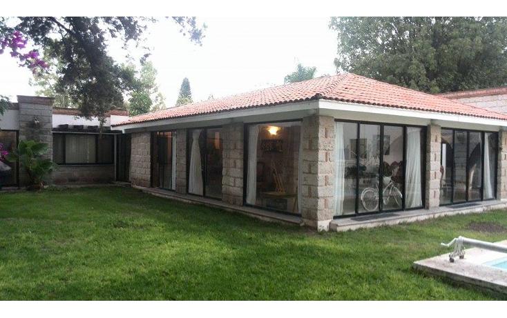 Foto de casa en venta en  , jurica, querétaro, querétaro, 1430099 No. 01