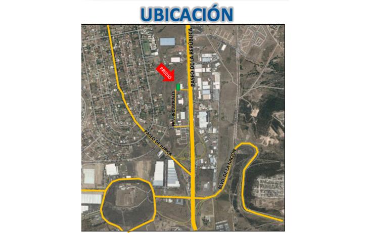 Foto de terreno habitacional en venta en, jurica, querétaro, querétaro, 1432753 no 01