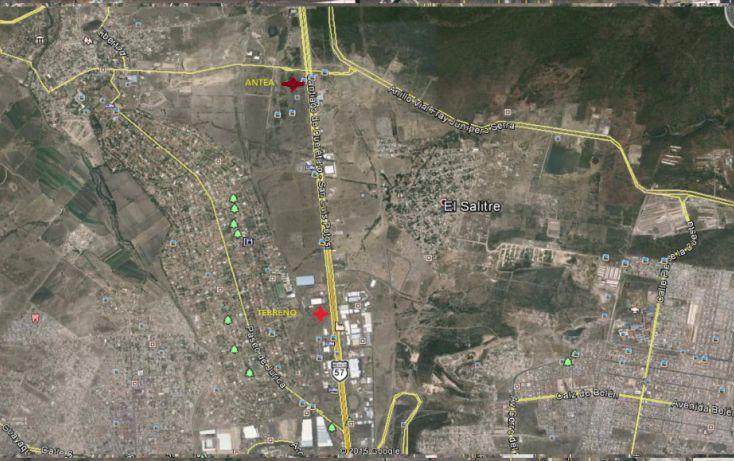 Foto de terreno industrial en venta en, jurica, querétaro, querétaro, 1451355 no 01