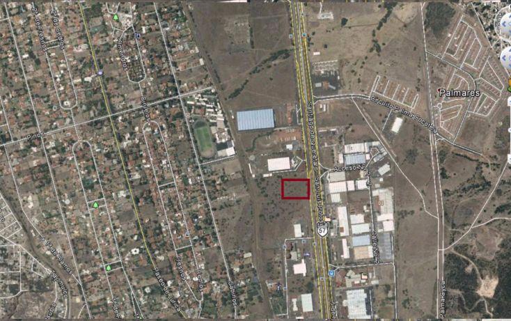 Foto de terreno industrial en venta en, jurica, querétaro, querétaro, 1451355 no 02