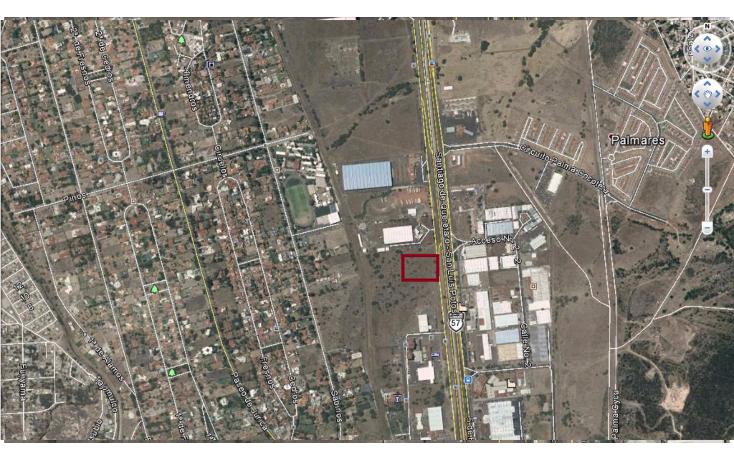 Foto de terreno industrial en venta en  , jurica, querétaro, querétaro, 1451355 No. 02