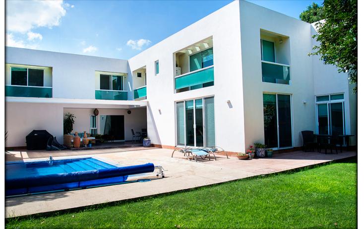 Foto de casa en venta en  , jurica, querétaro, querétaro, 1554830 No. 01