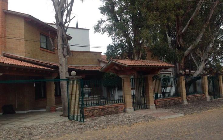 Foto de casa en venta en  , jurica, querétaro, querétaro, 1571142 No. 01