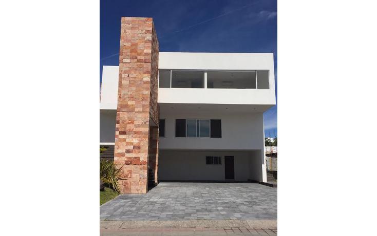 Foto de casa en venta en  , jurica, querétaro, querétaro, 1637720 No. 01