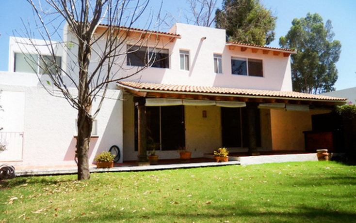 Foto de casa en renta en  , jurica, querétaro, querétaro, 1645568 No. 01