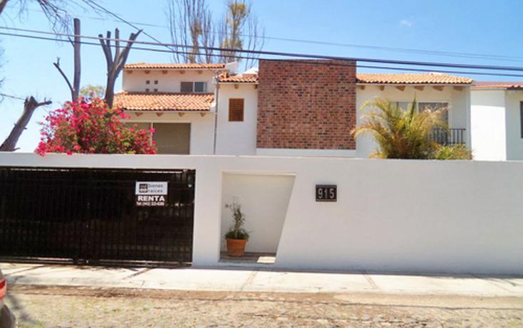Foto de casa en renta en  , jurica, querétaro, querétaro, 1645568 No. 09