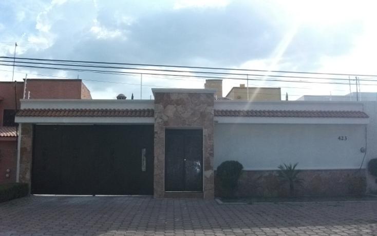 Foto de casa en venta en  , jurica, querétaro, querétaro, 1694232 No. 01