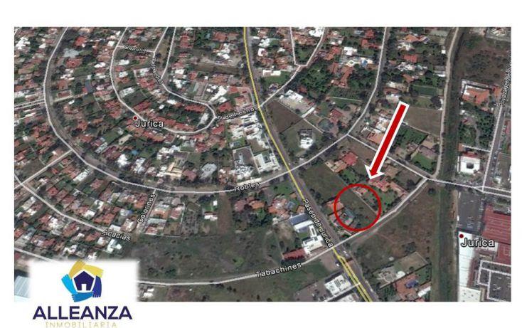 Foto de terreno habitacional en venta en, jurica, querétaro, querétaro, 1698288 no 02