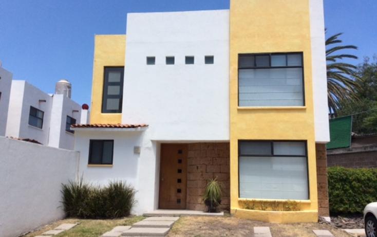 Foto de casa en venta en  , jurica, querétaro, querétaro, 1778094 No. 01