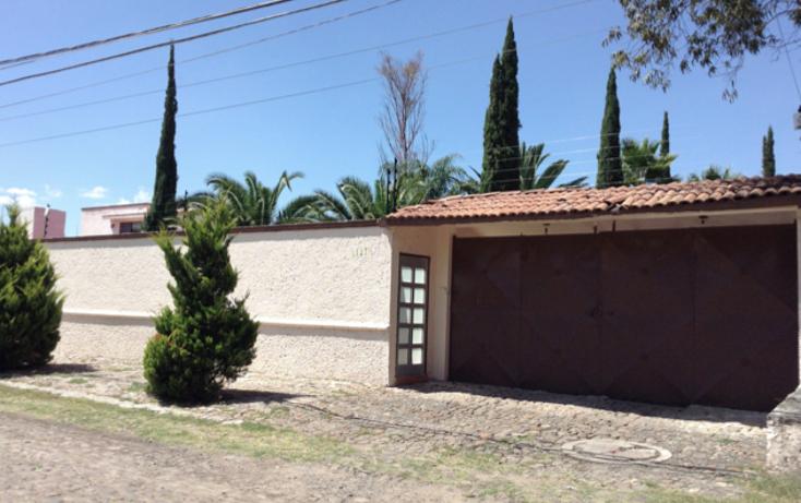 Foto de casa en venta en  , jurica, querétaro, querétaro, 1988748 No. 01