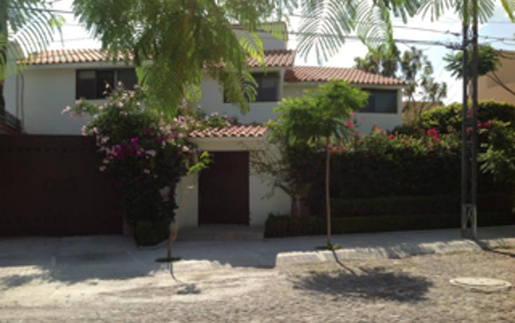 Foto de casa en venta en  , jurica, querétaro, querétaro, 2001522 No. 01