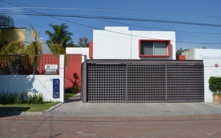 Foto de casa en venta en  , jurica, querétaro, querétaro, 2022303 No. 01