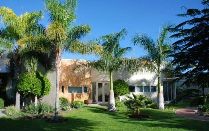 Foto de casa en venta en  , jurica, querétaro, querétaro, 393929 No. 01